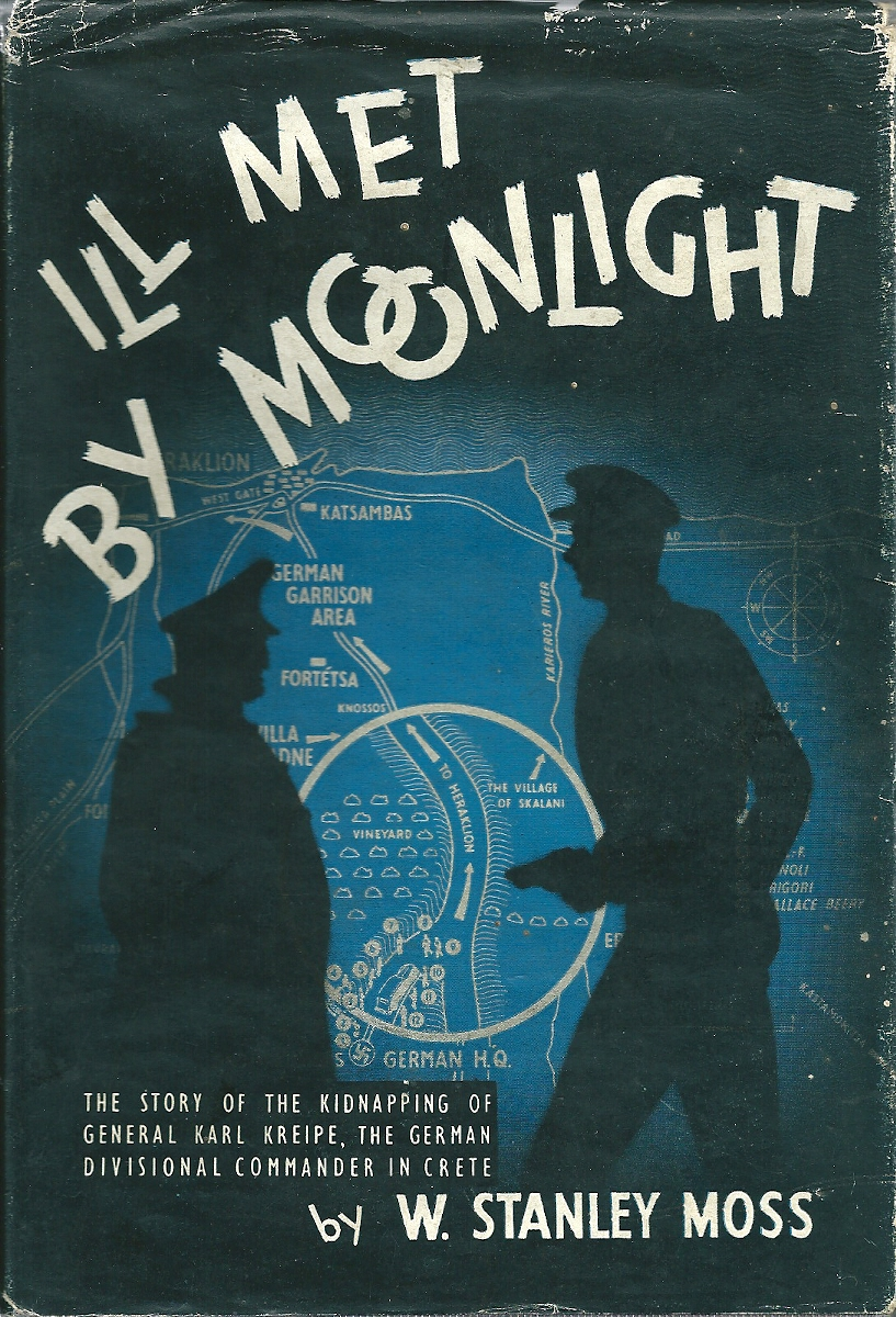 Ill Met by Moonlight - first edition cover (Wikimedia Commons)