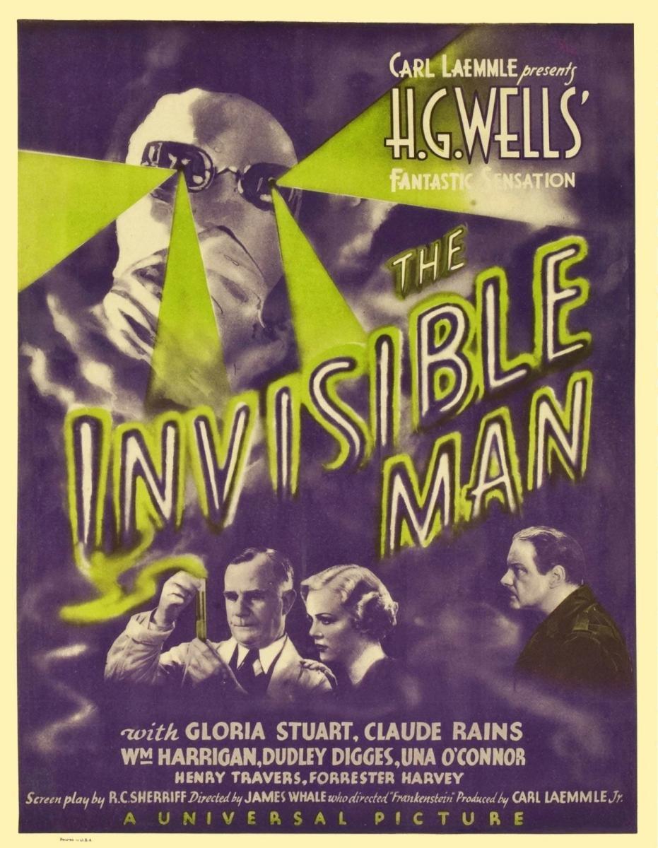 Le Retour De L'homme Invisible : retour, l'homme, invisible, L'Homme, Invisible, (film,, 1933), Wikipédia