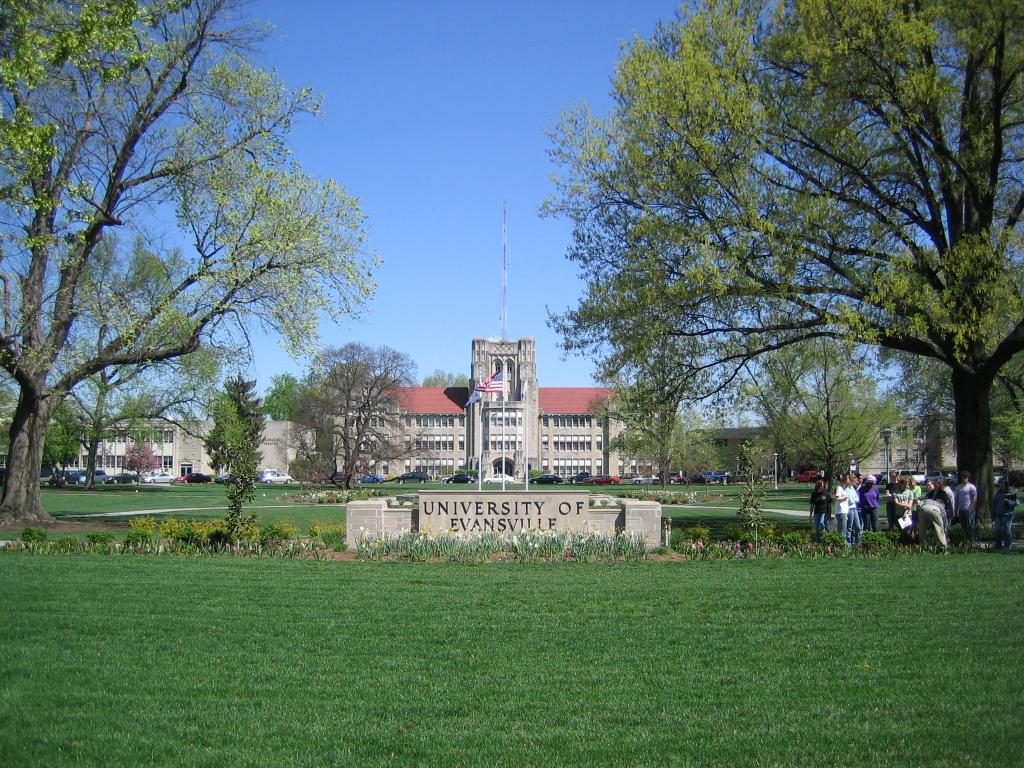 University of Evansville Rick Lewallen 2005