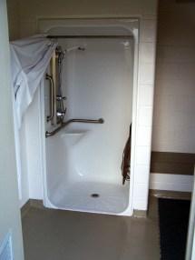 Handicap Bathroom Shower Stalls
