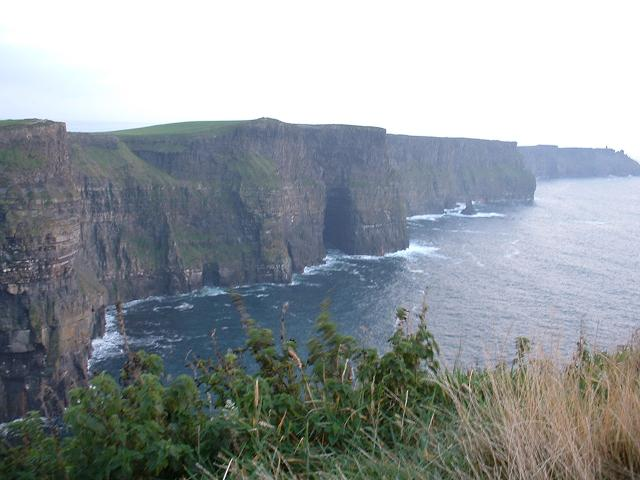 English: Cliffs of Moher The Burren, County Cl...