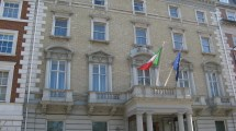 Italian Embassy London