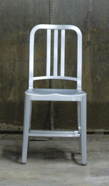 Emeco Chairs Used