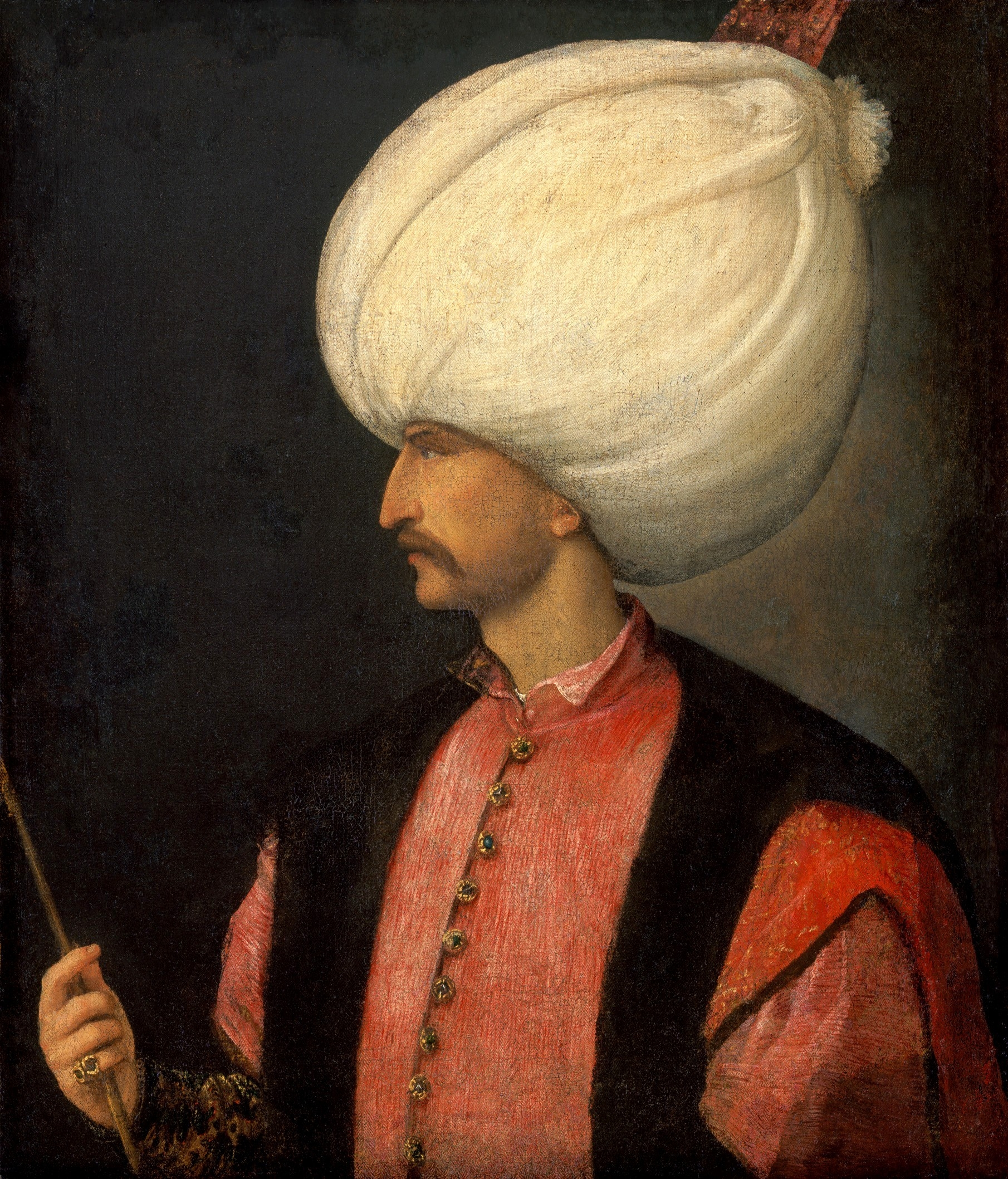 Suleiman the Magnificant from Wikipedia
