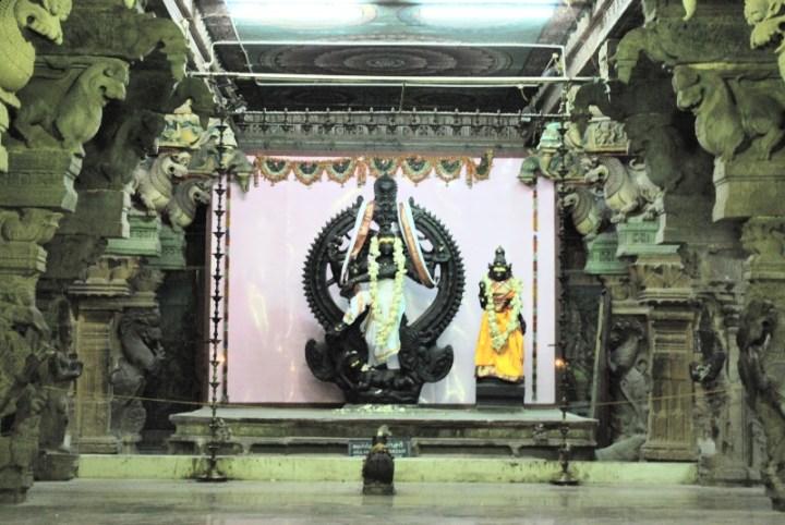 Sculpture of Nataraja