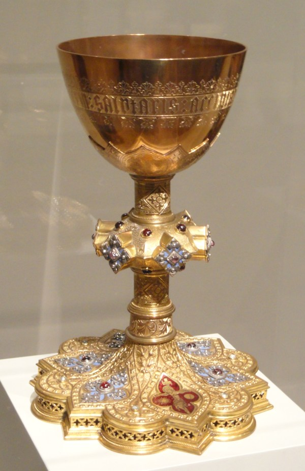 File Model Chalice . 1849 Designed Augustus Welby
