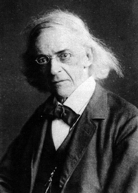 English: Theodor Mommsen (d. 1903) www.geschic...