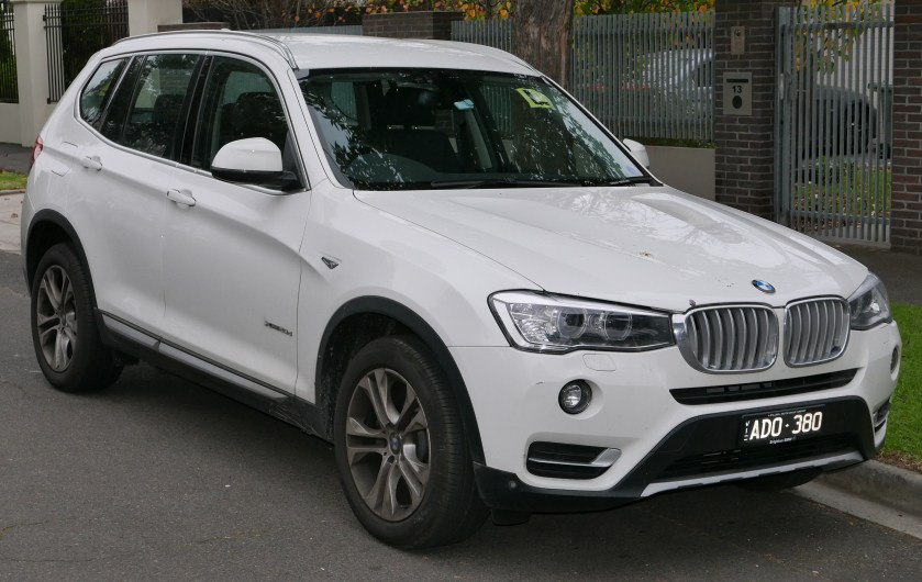 Image result for bmw x3