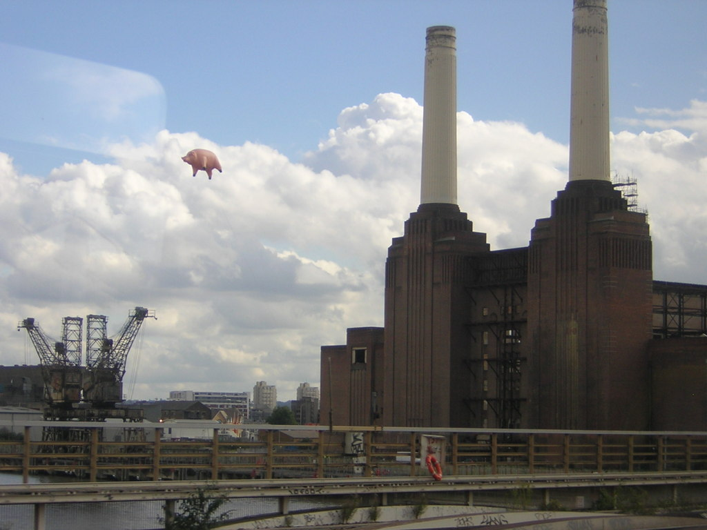Why Pink Floyd Wikipedie