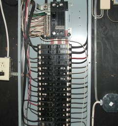 as well ge circuit breaker panel box on wiring an outdoor sub panel [ 1832 x 1704 Pixel ]