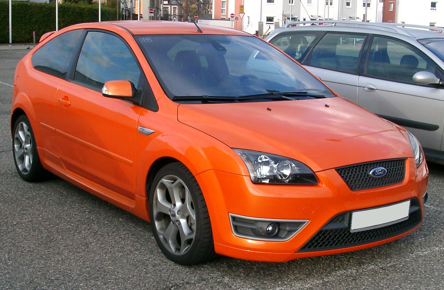 hight resolution of file ford focus st front 20071112 jpg