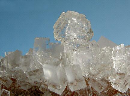 Kristal Sodium Chloride