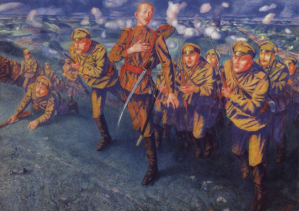 https://i0.wp.com/upload.wikimedia.org/wikipedia/commons/e/ea/On_the_Line_of_Fire_%28Petrov-Vodkin%29.jpg
