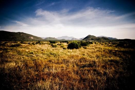 English: Rocky Landscape