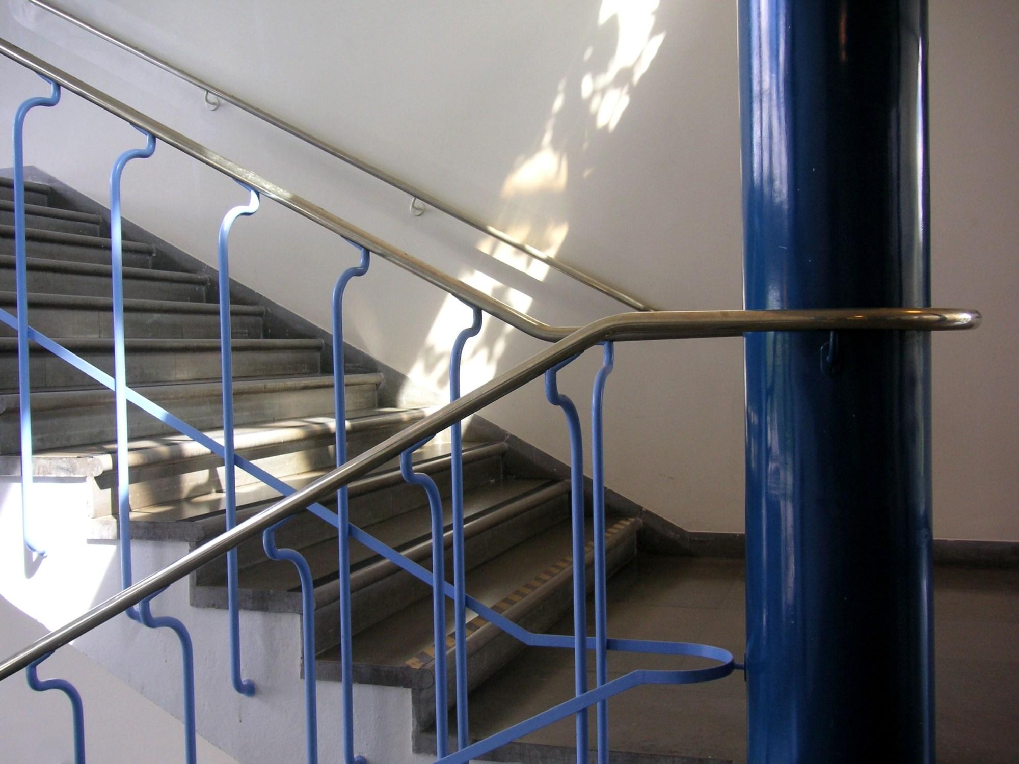hight resolution of handrail
