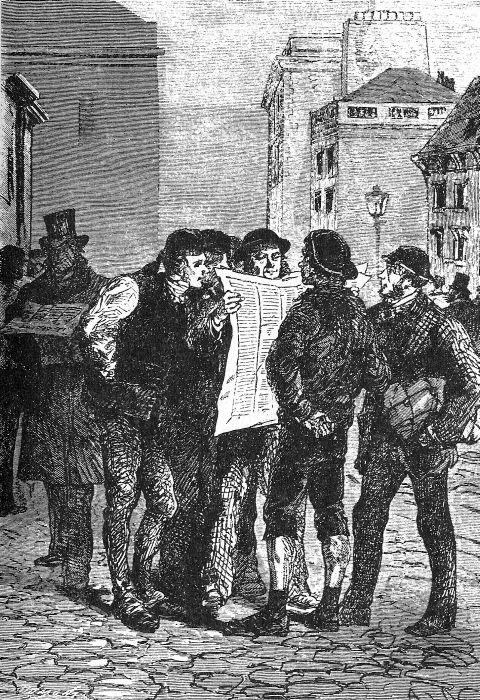 Illustration de Alphonse de Neuville et Léon Benett (©wikimédia).