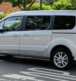 file 2014 ford transit connect wagon titanium lwb left rear jpg [ 5376 x 3196 Pixel ]