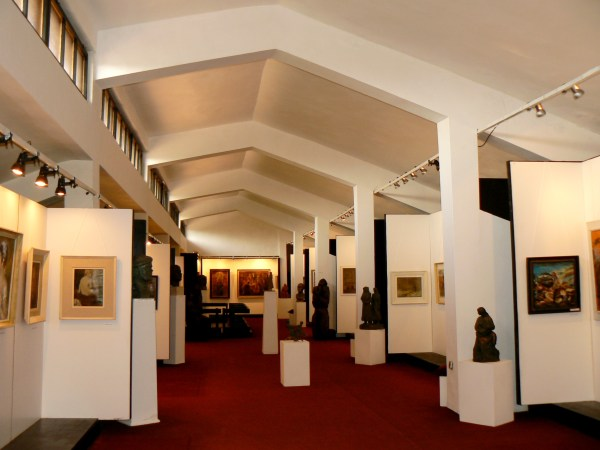 Art Museum Galleries