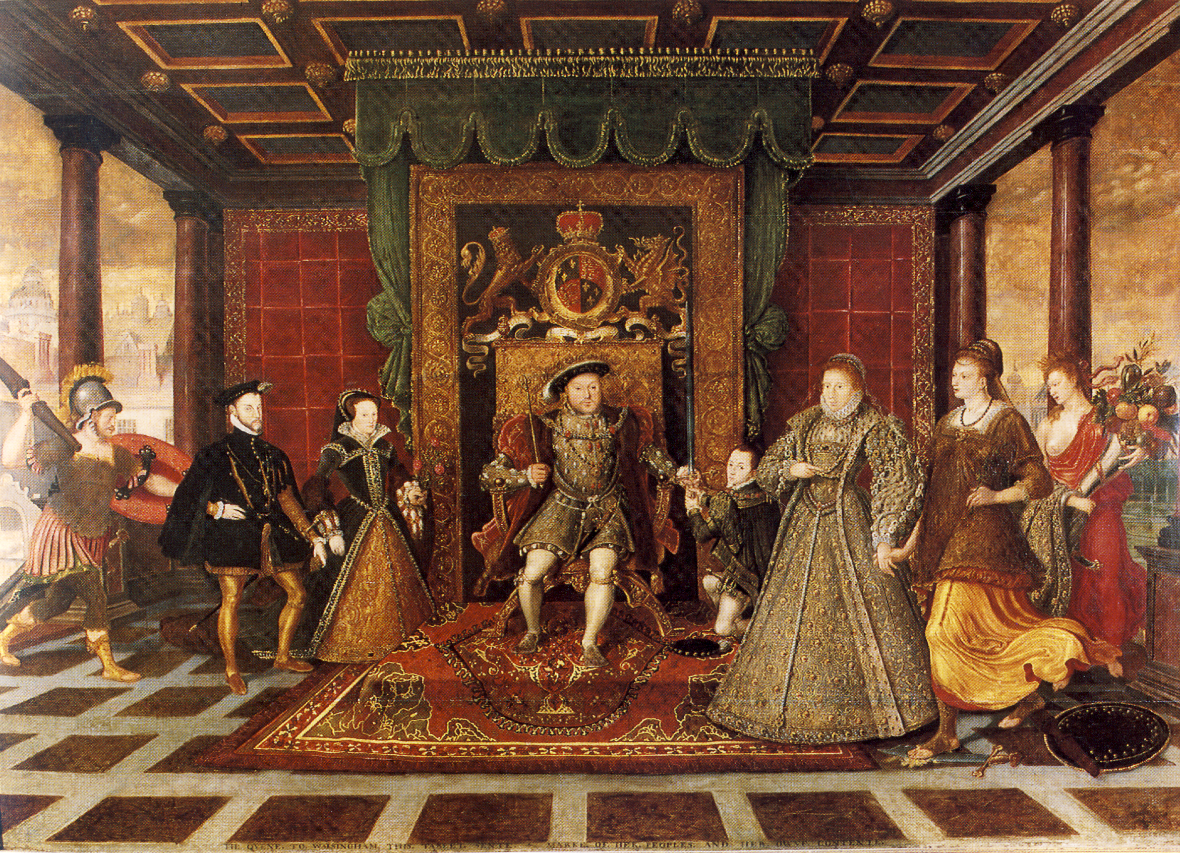 Renaissance and the history of dancing