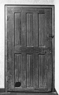 File:French - Door with Cat Hole - Walters 64164.jpg ...
