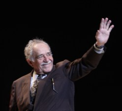 Author Picture Gabriel Garcia Marquez