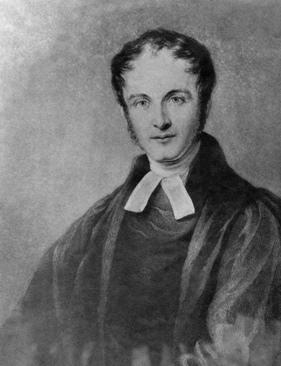 English: Henry Francis Lyte (1793-1845)