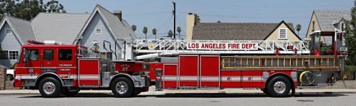 Billedresultat for firetruck ladder