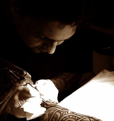 Sameal Se Naam In Chine Tattoos