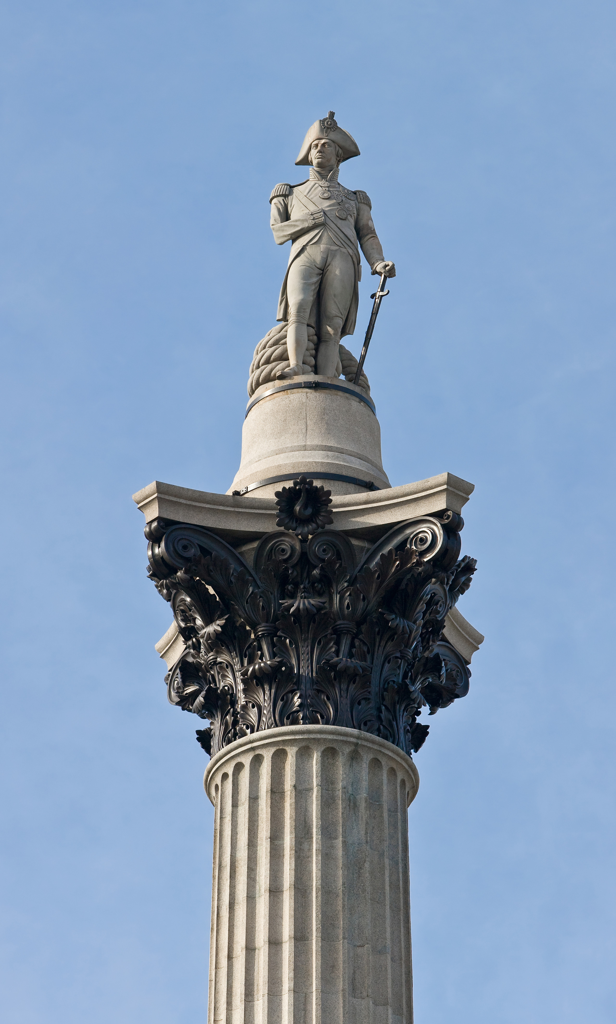 File Nelson S Column Trafalgar Sq London