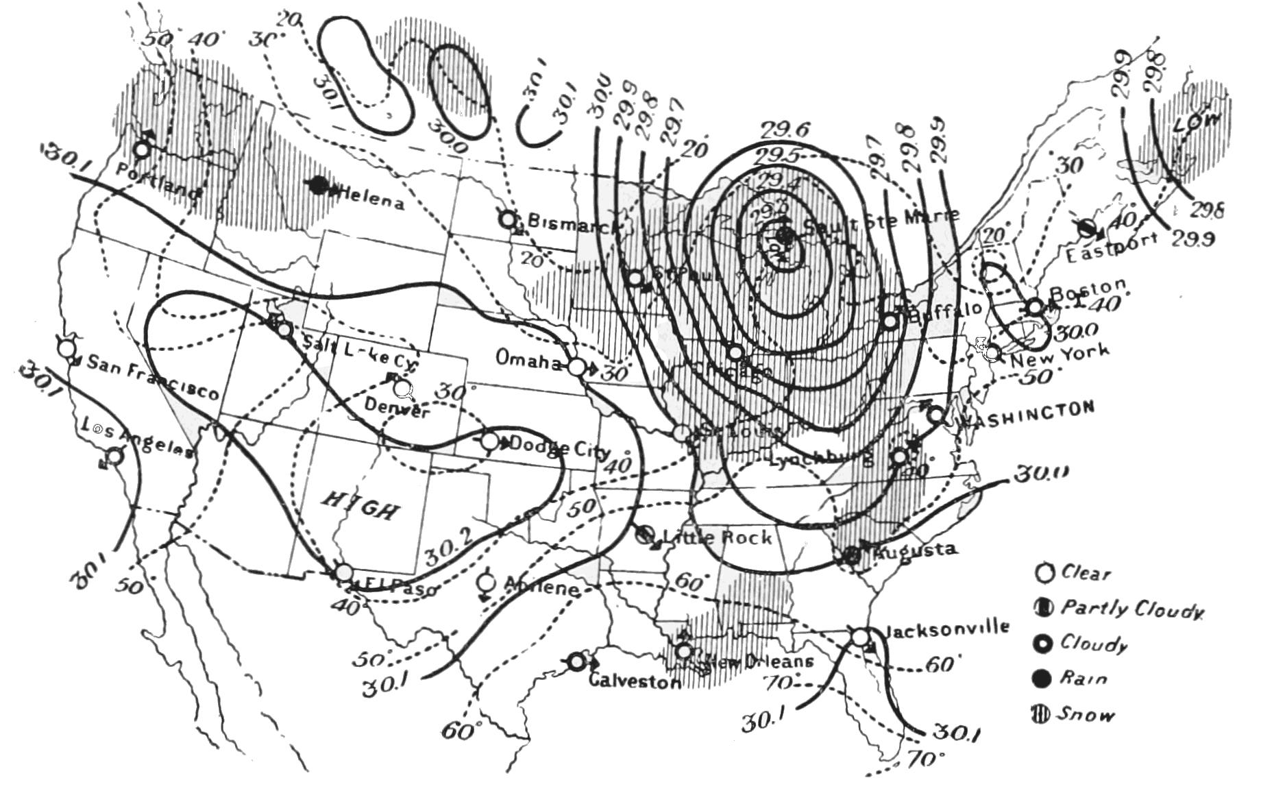 Weather Map Worksheet Australia