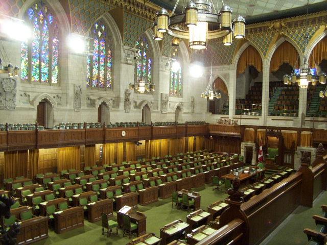 Chambre Des Communes Comites