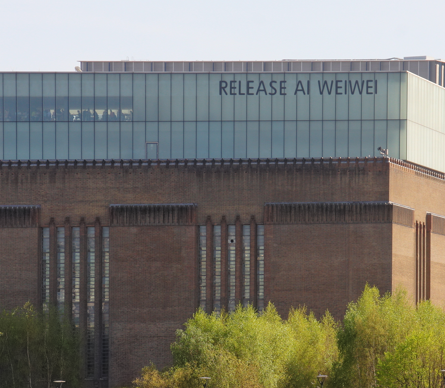 Release Ai Weiwei, (c) Elya CC-BY-SA