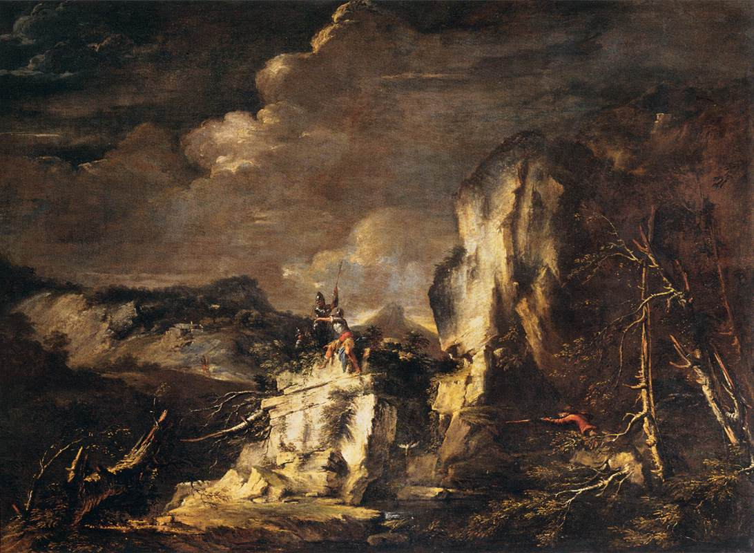 1000 images about Salvator Rosa on Pinterest  Oil on canvas Baroque and Wisdom