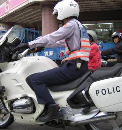 file taiwan police on bmw motorcycle jpg [ 1600 x 1200 Pixel ]