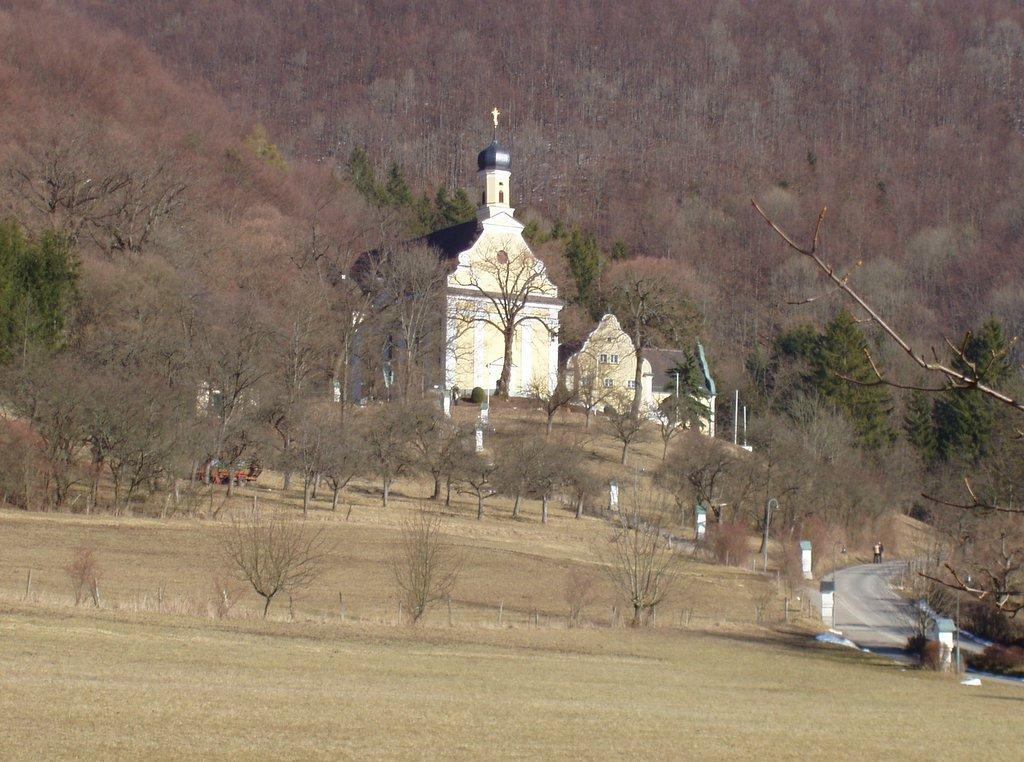 Ave Maria Wallfahrtskirche  Wikipedia