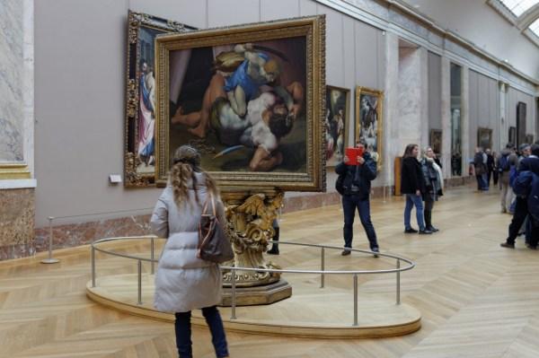 Fil David And Goliath Daniele Da Volterra Louvre Inv