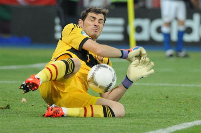 Casillas dan Ramos Marah Gara-Gara Diego Costa