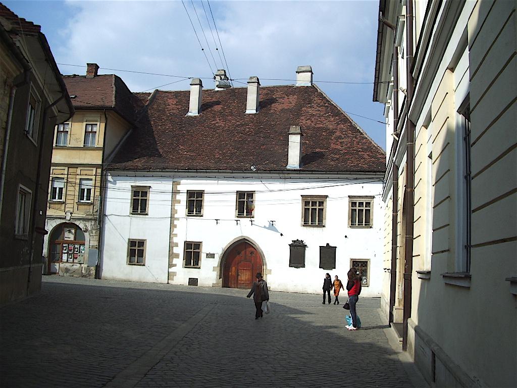 Matthias Corvinus House  Wikipedia