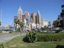 File York Hotel Las Vegas Front