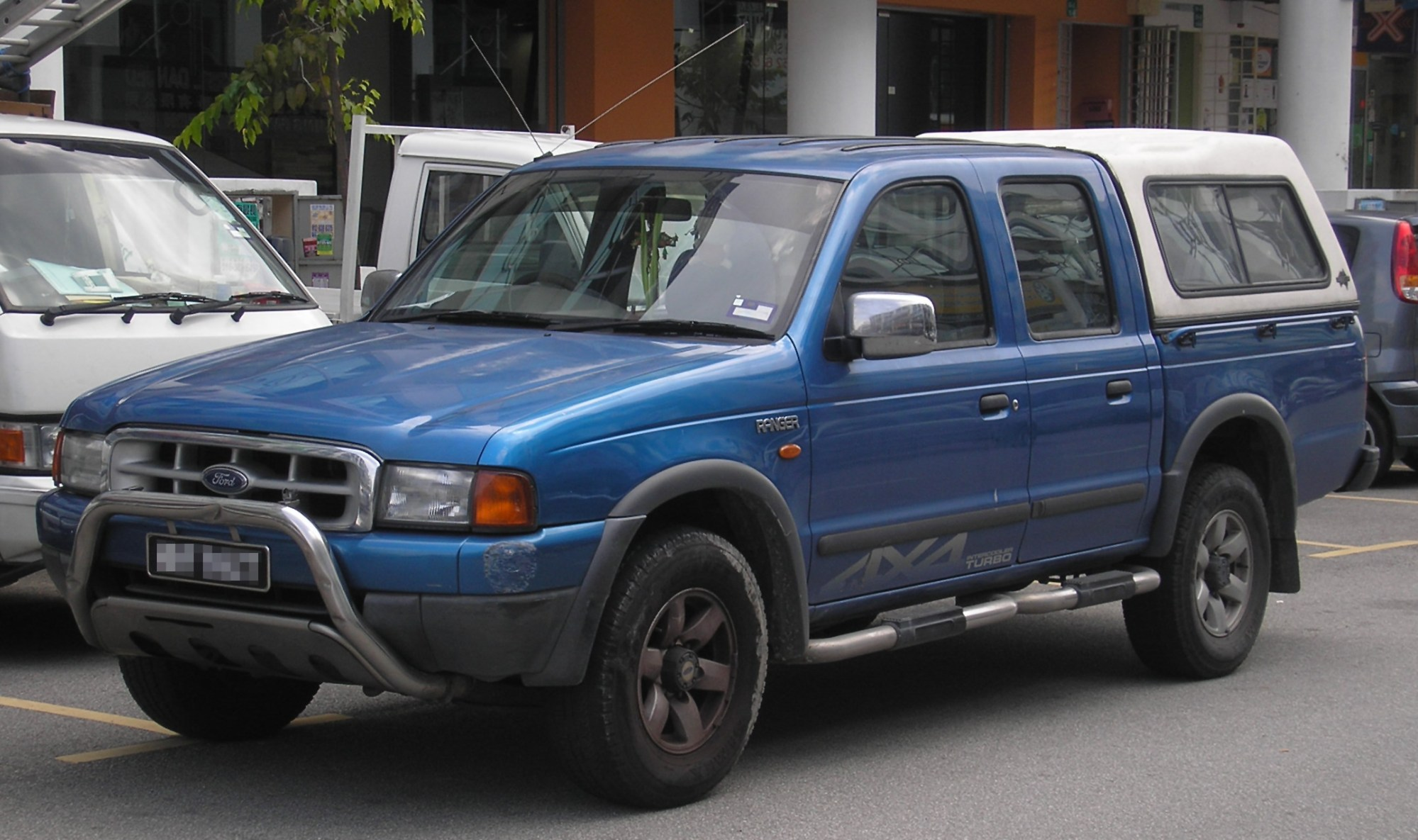 hight resolution of file ford ranger southeast asian first generation front serdang