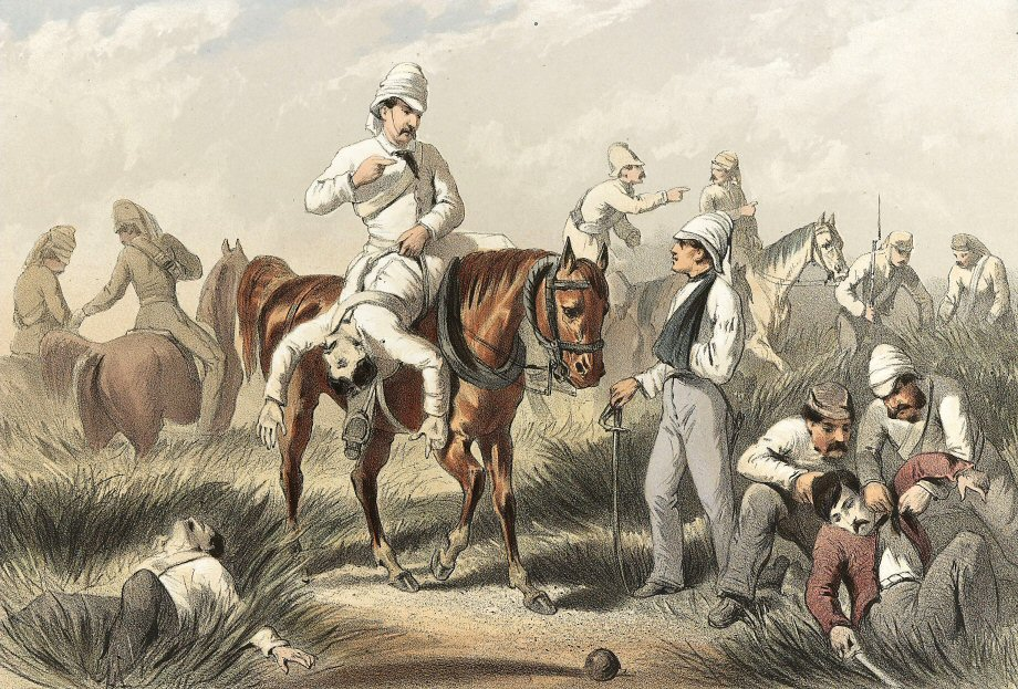 History of India Indian rebellion of 1857