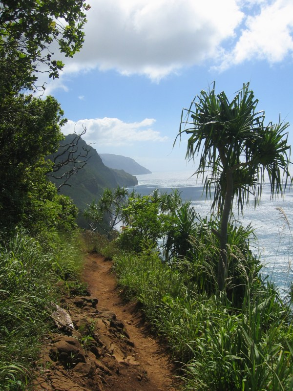 Kalalau Trail Hawaii Hike