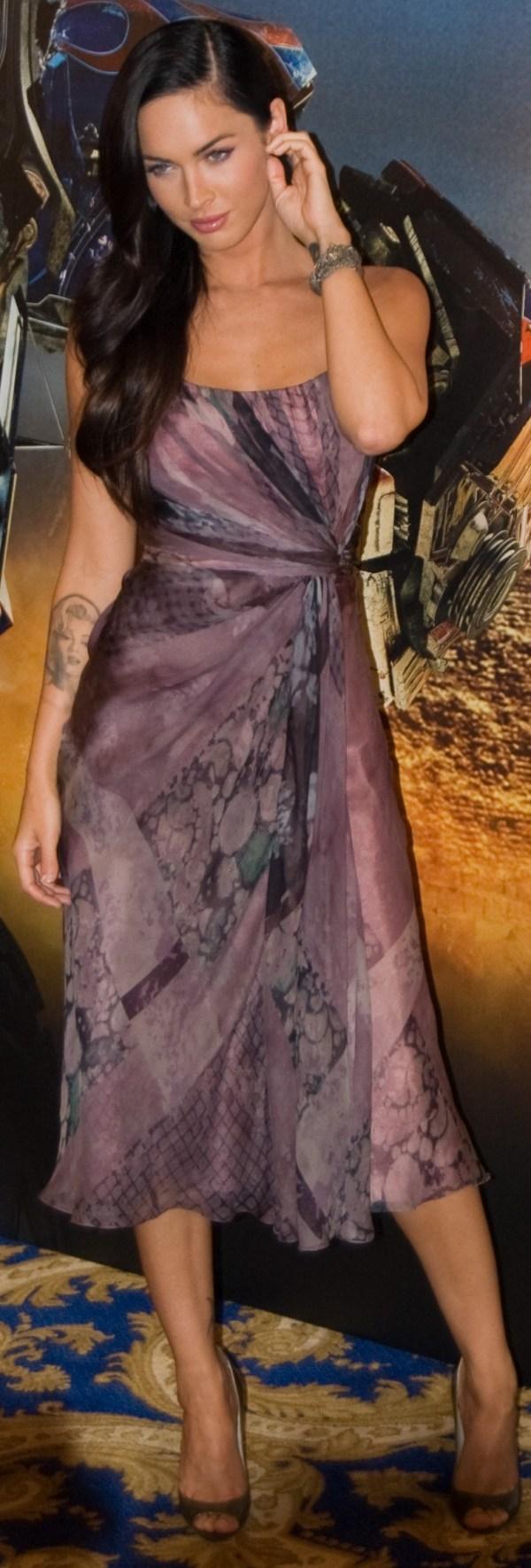 Transformers Megan Fox As