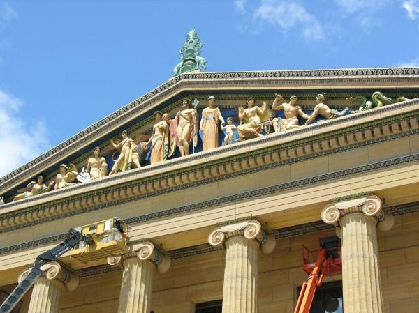 File Pediment Philly Art Museum 2 - Wikipedia