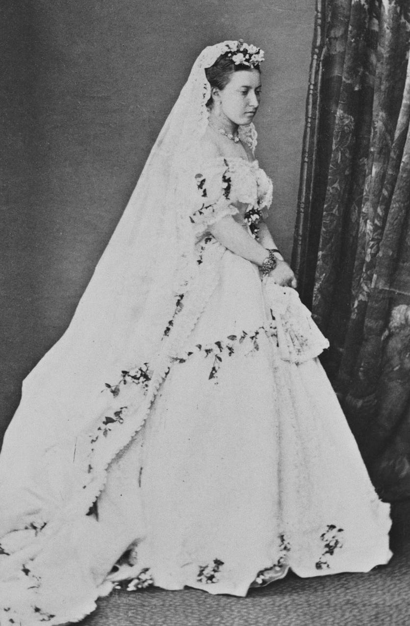 Wedding Dress Of Princess Helena  Wikipedia