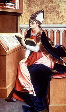 San Agust�n de Hipona, Dios lo tenga en su gloria