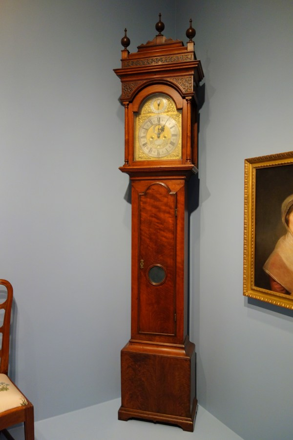 File Tall-case Clock Peter Stretch Clockmaker