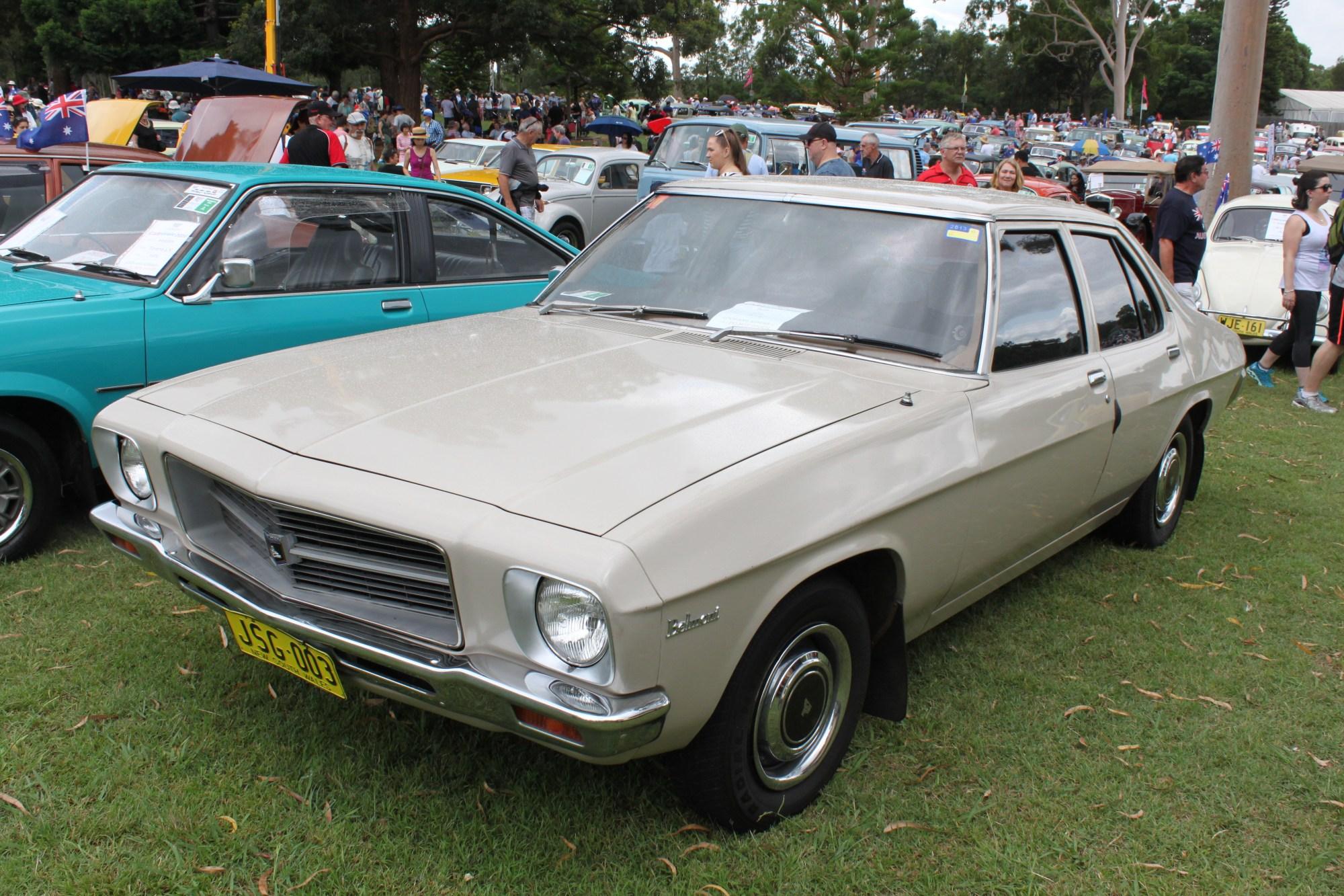 hight resolution of holden belmont sedan