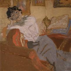 Sofa Art Gallery Convertible Air Bed Édouard Vuillard Roarshock