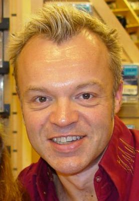 Graham Norton, Irish actor, comedian and telev...